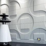 Revestimento 3D Gran Kivu Admirato